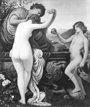 Elihu Vedder - The Cup of Love