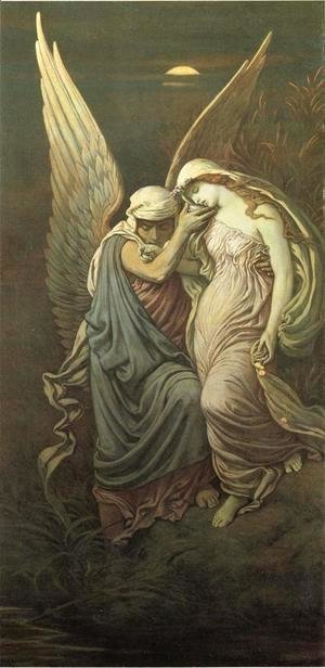 Elihu Vedder - The Cup of Death