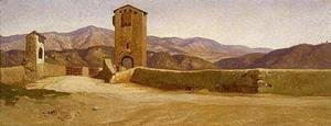 Elihu Vedder - Bed of the Torrent Mugnone, near Florence