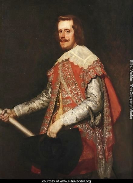 King Philip IV of S 1644