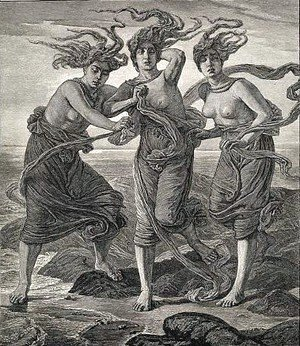 Elihu Vedder - The Phorcydes