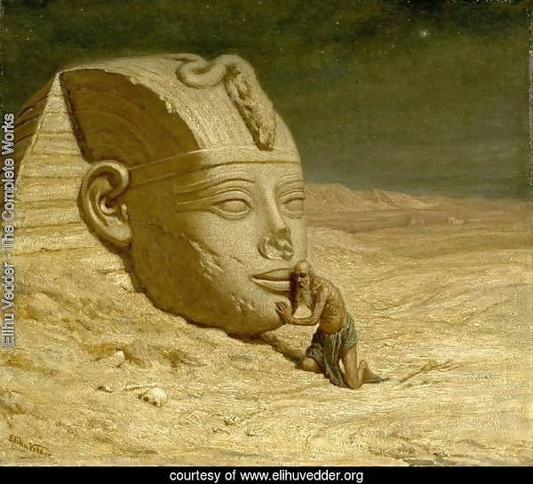 Listening to the Sphinx (1863)