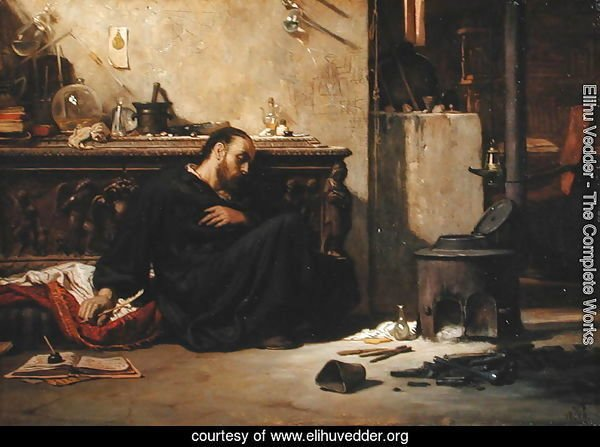 The Dead Alchemist 1868